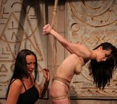Mandy Bright & Aleksandra Black Lesbian Punishment 18