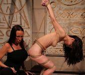 Mandy Bright & Aleksandra Black Lesbian Punishment 19