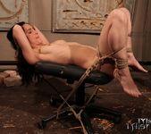Mandy Bright & Aleksandra Black Lesbian Punishment 21