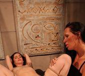 Mandy Bright & Aleksandra Black Lesbian Punishment 26