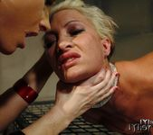 Katy Parker & Pearl Diamond Lesbian Slave - Mighty Mistress 9