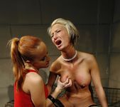 Katy Parker & Pearl Diamond Lesbian Slave - Mighty Mistress 15