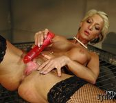 Katy Parker & Pearl Diamond Lesbian Slave - Mighty Mistress 26
