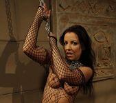 Mandy Bright & Maria Bellucci Lesbian Slave 7