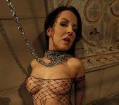 Mandy Bright & Maria Bellucci Lesbian Slave 8
