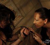 Mandy Bright & Maria Bellucci Lesbian Slave 9