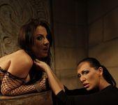 Mandy Bright & Maria Bellucci Lesbian Slave 10