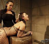 Mandy Bright & Maria Bellucci Lesbian Slave 11