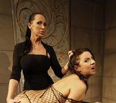 Mandy Bright & Maria Bellucci Lesbian Slave 12