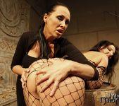 Mandy Bright & Maria Bellucci Lesbian Slave 13