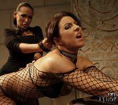 Mandy Bright & Maria Bellucci Lesbian Slave 14