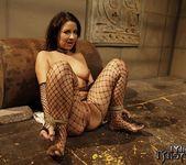 Mandy Bright & Maria Bellucci Lesbian Slave 16