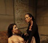 Mandy Bright & Maria Bellucci Lesbian Slave 19