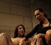Mandy Bright & Maria Bellucci Lesbian Slave 22