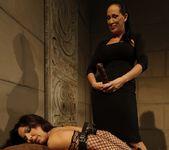 Mandy Bright & Maria Bellucci Lesbian Slave 25