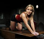 Salome & Kathia Nobili Lesbian Bondage - Mighty Mistress 2