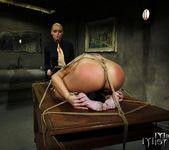 Salome & Kathia Nobili Lesbian Bondage - Mighty Mistress 14
