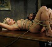 Salome & Kathia Nobili Lesbian Bondage - Mighty Mistress 15