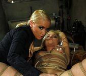 Salome & Kathia Nobili Lesbian Bondage - Mighty Mistress 19