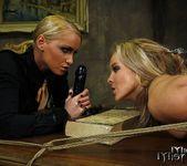Salome & Kathia Nobili Lesbian Bondage - Mighty Mistress 22