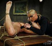 Salome & Kathia Nobili Lesbian Bondage - Mighty Mistress 24