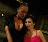 Mandy Bright & Issa Bella Lesbian Punishment 3
