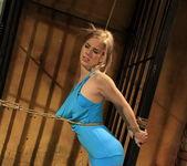 Mandy Bright & Nesty Lesbian Slave - Mighty Mistress 6