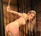 Mandy Bright & Nesty Lesbian Slave - Mighty Mistress 11