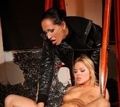 Mandy Bright & Salome Dominatrix - Mighty Mistress 25