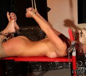 Mandy Bright & Nikky Thorne Lesbian Slave - Mighty Mistress 24