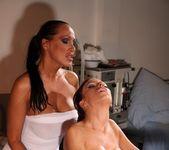 Mandy Bright & Vivien Bianchy Lesbian BDSM - Mighty Mistress 14