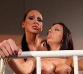 Mandy Bright & Vivien Bianchy Lesbian BDSM - Mighty Mistress 18
