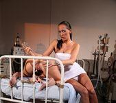 Mandy Bright & Vivien Bianchy Lesbian BDSM - Mighty Mistress 24