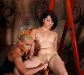 Adelaida & Kathia Nobili Lesbian BDSM - Mighty Mistress 18
