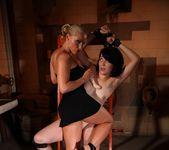 Adelaida & Kathia Nobili Lesbian BDSM - Mighty Mistress 24