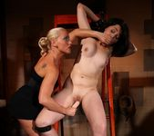Adelaida & Kathia Nobili Lesbian BDSM - Mighty Mistress 29