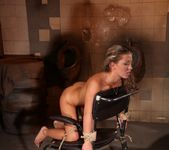 Kathia Nobili & Bianca Arden Lesbian BDSM - Mighty Mistress 9