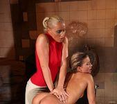 Kathia Nobili & Bianca Arden Lesbian BDSM - Mighty Mistress 14
