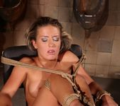 Kathia Nobili & Bianca Arden Lesbian BDSM - Mighty Mistress 17