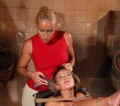 Kathia Nobili & Bianca Arden Lesbian BDSM - Mighty Mistress 18