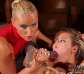 Kathia Nobili & Bianca Arden Lesbian BDSM - Mighty Mistress 21