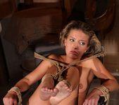 Kathia Nobili & Bianca Arden Lesbian BDSM - Mighty Mistress 24