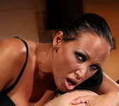 Mandy Bright & Ann Marie La Sante Lesbian Slave 15