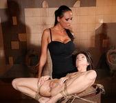 Mandy Bright & Ann Marie La Sante Lesbian Slave 17