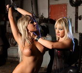 Adriana Russo & Lee Lexxus Dominatrix - Mighty Mistress 10