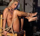 Mandy Bright & Pearl Diamond Lesbian BDSM - Mighty Mistress 11