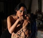 Mandy Bright & Oliva Dominatrix - Mighty Mistress 19
