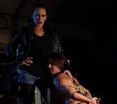 Mandy Bright & Maria Bellucci Lesbian Bondage 20