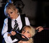 Lee Lexxus & Cynthia Moore Lesbian BDSM - Mighty Mistress 15