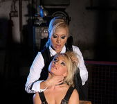 Lee Lexxus & Cynthia Moore Lesbian BDSM - Mighty Mistress 17